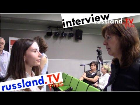 Interview komplett: Kerstin Kaiser, Rosa-Luxemburg-Stiftung Moskau