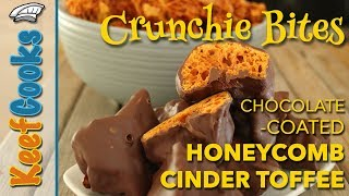 Honeycomb Recipe | Cinder Toffee | Hokey Pokey | Homemade Crunchie Rocks