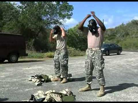 Army Warrior Task Training