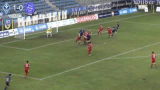 SV Waldhof Mannheim 07 vs. FC Bayern Alzenau  23. Spieltag (Nachholspiel)  12/13