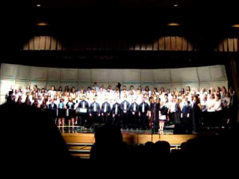 Africa ~ Southmoreland Senior High School Chorus