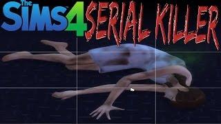 Sims 4 SERIAL KILLER - Beginning #1 (Inspired by Life is Strange)
