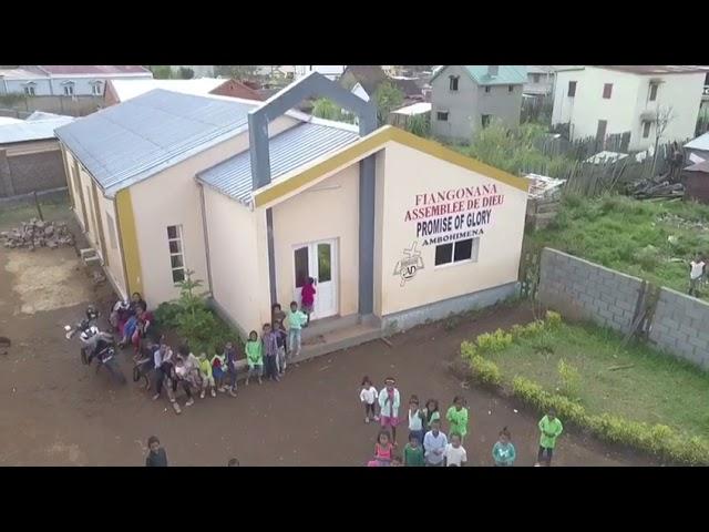 Biserica Promisiunea Gloriei din Antsirabe