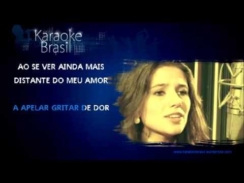 Paula Fernandes   Meu Eu em Você karaoke)