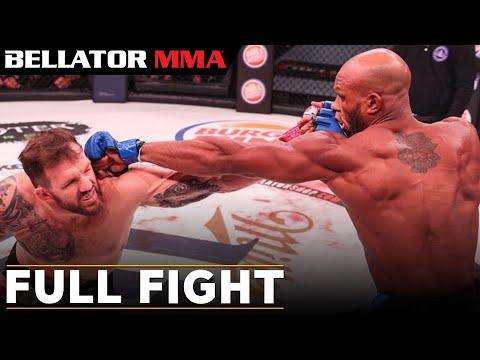 Full Fight | Ryan Bader vs. Linton Vassell - Bellator 186