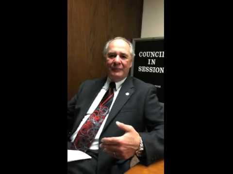 Councilman Bob Hoch on the resignation of Akron Mayor Don Plusquellic