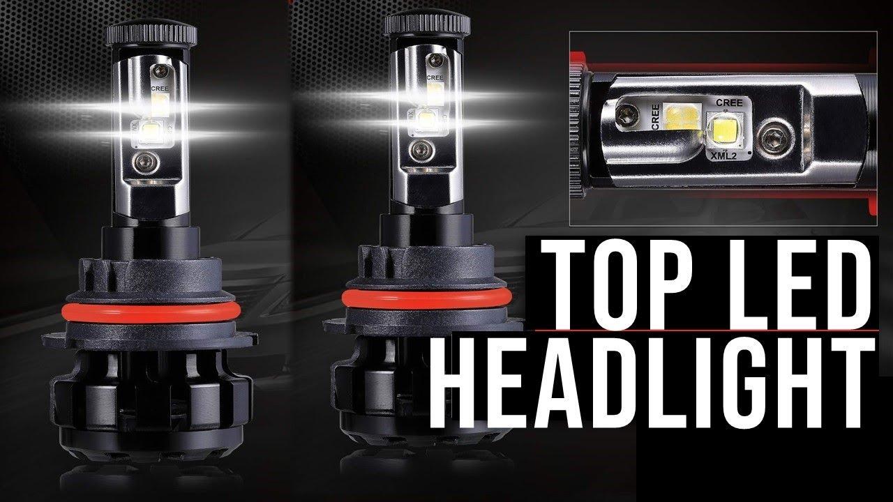 10 Best Led Headlights 2019 2020 2021 Youtube