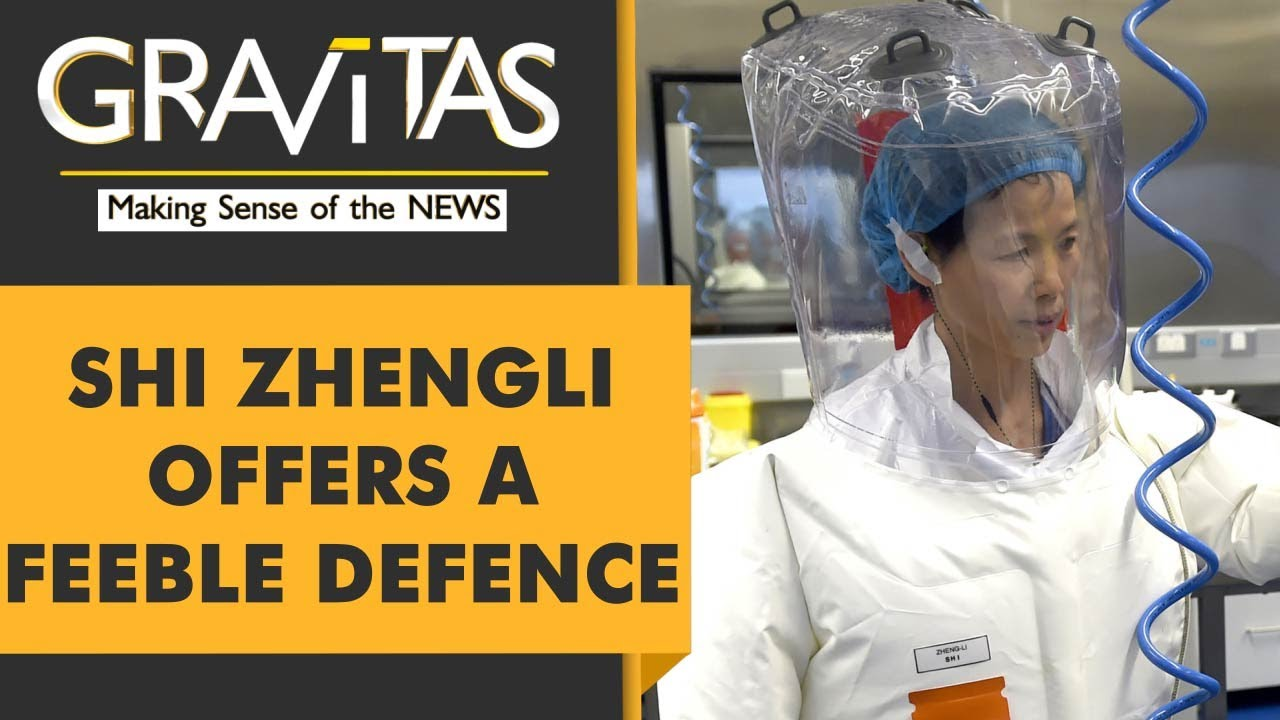 Download Gravitas: What was China's Batwoman up to at the Wuhan lab?