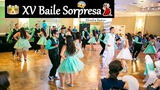 quinceaera baile sorpesa surprise dance