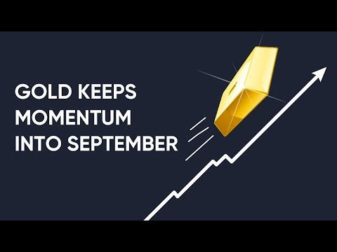Gold Chart Analysis for September 2019 | Will Uptrend Continue?