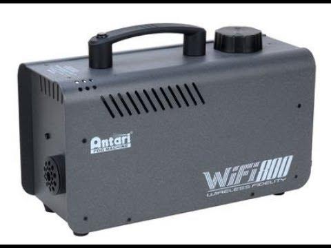Antari WIFI 800 Fog Machine