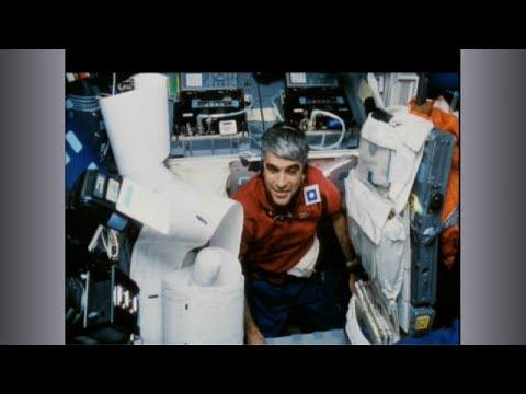 First Hispanic American Astronaut - Col. Sid Gutierrez