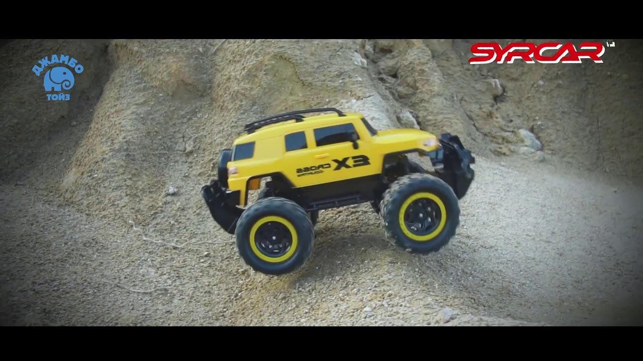 Радиоуправляемая машинка SY cars Монстр-трак М1:12 1100136