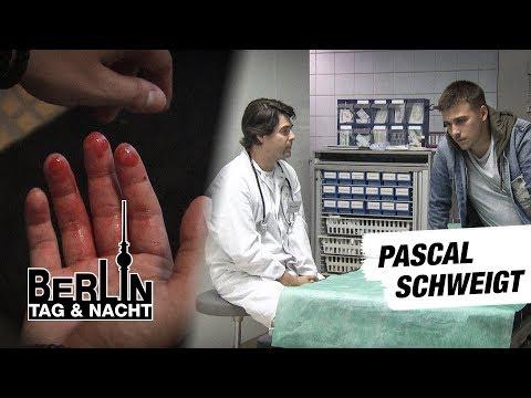 Pascal schweigt zu seiner Vergewaltigung #1801 | Berlin - Tag & Nacht