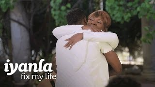 A house of healing guest gets a big surprise at the closing ceremony | iyanla: fix my life | own
