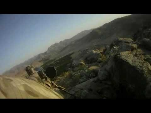 Australian SASR in action (Afghanistan Shah Wali Kot Offensive)