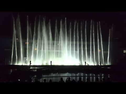 Manila Ocean Park Fountain Show