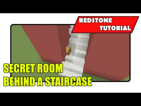 how to make a secret room in minecraft xbox one