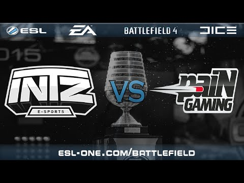 ESL ONE AMERICA Playoff GrandFinal - Pain Gaming vs INTZ ESPORTS