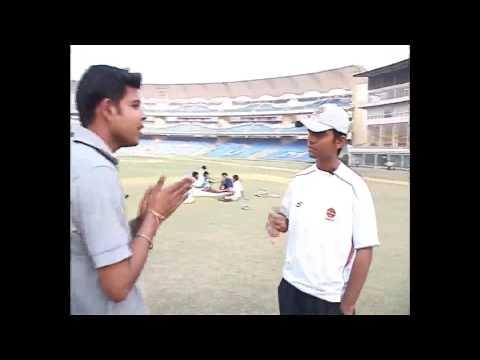 Ajinkya Rahane with Paresh K Patel