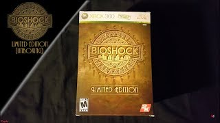 Bioshock: Limited Edition (Unboxing)