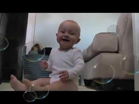 Risada de bebes, Muito engraçado e fofo | TubeComedy
