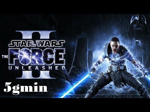 Обзор Star Wars  The Force Unleashed II [2010]. Без комментариев.