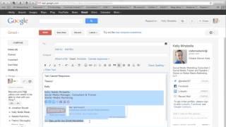 So Erstellen Sie eine Konserven-Antwort in Gmail