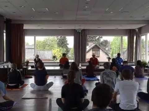 Yoga Class Bennekom May 26 part 4