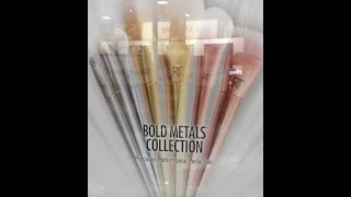 New: Real Techniques Bold Metal Brush Collection Triangle Foundation Brush Thumbnail