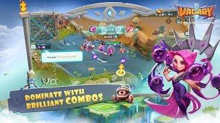 Vagary: Brand New MOBA Soft Launch Gameplay