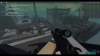 Roblox:Impulse Sniper Kit