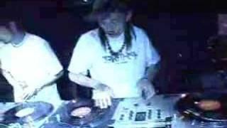 DJ Hi-C + DJ Yasa (Kireek) Japan DMC Champs@ Bonbon Shanghai