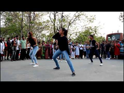 || FLASH MOB | ASSAM UNIVERSITY SILCHAR | DEPARTMENT OF LAW ||