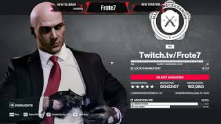 HITMAN 2 - Whittleton Creek - Another Life - Silent Assassin Speedrun (2:07)