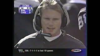 NFL Primetime 2000 Championship Playoff Sunday (ESPN January 14th, 2001)