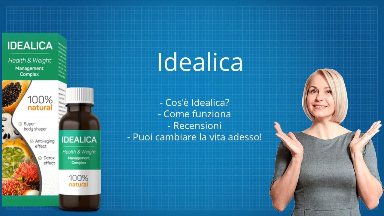 idealica  Idealica: come perdere peso in modo sano - YouTube