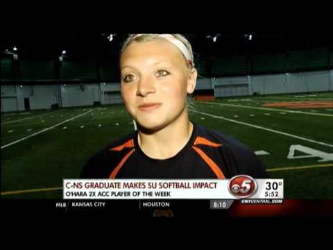 From NorthStar to superstar, Sydney O'Hara making national headlines