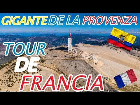 Siguiendo Las Rutas Del TOUR DE FRANCIA- MONT VENTOUX | Competición Fartlek 11 K | RUNAVLOGS.