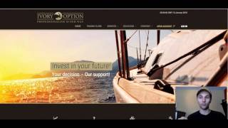 Ivory Option Binary Options Trading Platform Review - The Truth About IvoryOption - Youtube