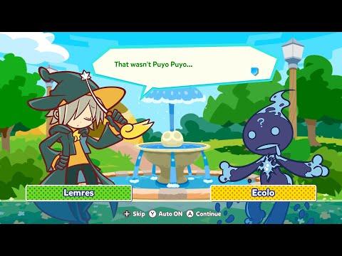 Puyo Puyo Tetris 2 part 10: A Mysterious Voice |