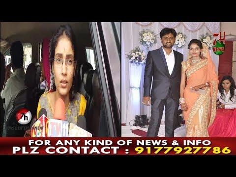 SHOHAR KE ZULM SE EK LADKI NE RAJANDER NAGAR POLICE SE KI APNI FARIYAD   7H News   Hyderabad