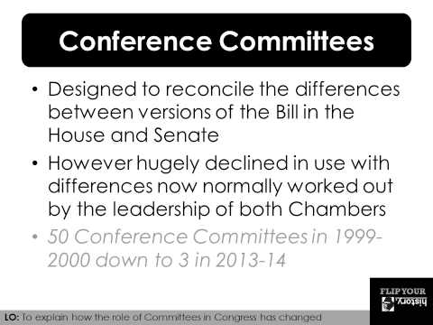 How effective are Congressional Committees