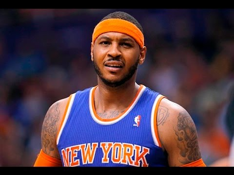 MCSC Sports - Why  Would Knicks Trade Carmelo Anthony?