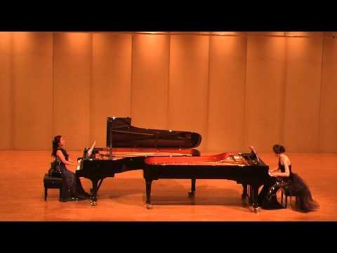 Arturo Marquez Danzon No.2 for 2 Pianos