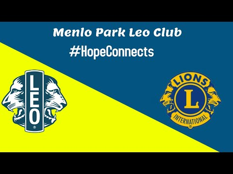 Leo connects 2020 |International Leos Day|  | Menlo Park Leo club