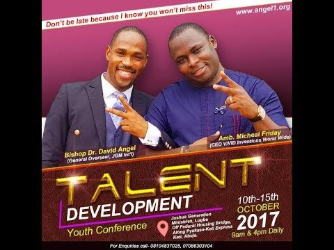 Talent Development Youth Conference Day 4
