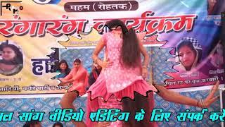 नए साल पर किया इस डांसर ने सबको घायल  haryanvi Dance 2018