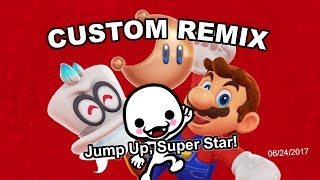 Rhythm Heaven (Custom Remix) - Jump Up, Super Star! (Super Mario Odyssey)