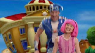 LazyTown - Anything Can Happen [Widescreen] (HQ)